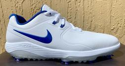 Mens Nike Vapor Pro Golf Shoes Size 9.5/10/11/11.5/12/13 Whi