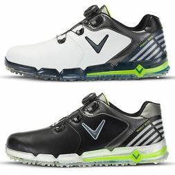 Callaway Golf Mens Xfer Fusion Boa Opti-Soft Ortholite Opti-