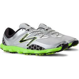New Balance Men's Minimus Sport Golf Shoe,Green/Grey,9 D US
