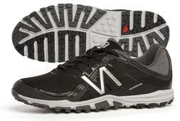 New Balance Minimus NBG1005 Men's Golf Shoes - Black/White -