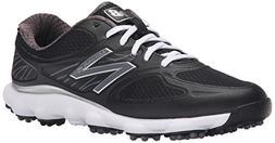 New Balance Women's Minimus Sport Spikeless Golf Shoe, Black