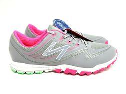 New Balance Minimus Sport Golf Shoes Womens Size 7.5 WIDE Gr
