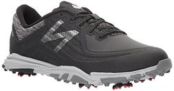 New Balance Men's Minimus Tour Golf Shoe, Black, 12 2E US