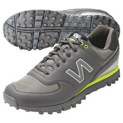 New Balance Nbg 518 Spikeless Golf Shoes Grey/Lime - Choose