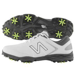 New Balance NBG2005 Striker Golf Shoes - White/Grey