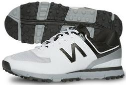 New Balance Nbg518 Spikeless Golf Shoes White/Black - Choose