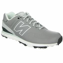 New Balance NBG574 Men's Microfiber Leather Golf Shoes Size