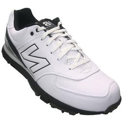 New Balance NBG574 Men's Microfiber Leather Golf Shoes,  Bra