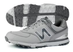 New Balance NBG574GRS SL Golf Shoes Grey/Silver Mens 2018 Ne
