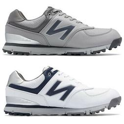 New Balance NBG574SL Men's Spikeless Waterproof Golf Shoe NE