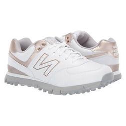 New Balance NBG574SL Women's Spikeless Golf Shoe,  Brand New