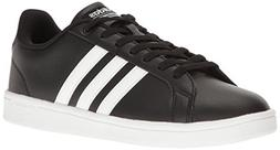 Adidas Men's Neo Cloudfoam Advantage Stripe Sneakers  - 11.0
