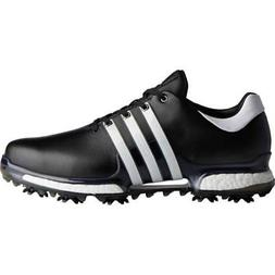 New Adidas 2018 Tour 360 Boost 2.0 Mens Golf Shoes - Black/W