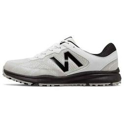 NEW 2019 New Balance Breeze White/Black Golf Shoes CHOOSE Si