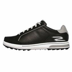 NEW SKECHERS GO GOLF RELAXED FIT DRIVE 2 SPIKELESS GOLF SHOE