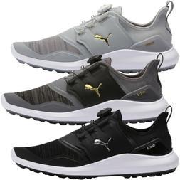 New 2019 Puma IGNITE NXT DISC Spikeless Golf Shoes - Choose
