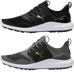 New 2019 Puma Ignite NXT Lace Men's Golf Shoes - Pick Your C