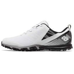 NEW 2019 New Balance Minimus SL White/Black Golf Shoes CHOOS