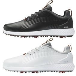 New 2020 Puma IGNITE PWRADAPT Leather 2.0 Golf Shoes -Choose