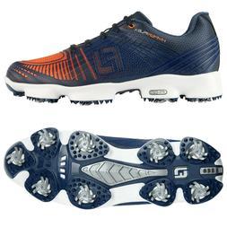 NEW! FootJoy  Wide FJ Hyperflex II Men Golf Shoes 51036-Silv