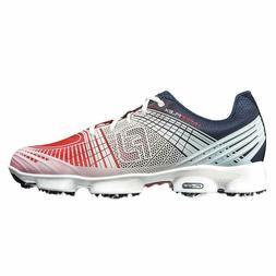 NEW! Footjoy  Medium Hyperflex II Golf Shoes 51033-Red/White