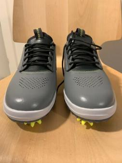 New Nike Air Zoom Direct Golf Shoes Dark/Cool Grey Volt Whit