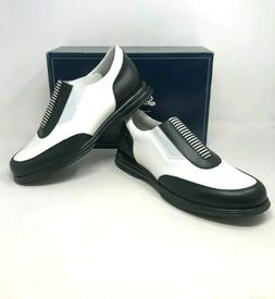 New Sandbaggers Allison Black/White Women's Ladies Golf Shoe