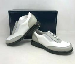 New Sandbaggers Allison Gray Women's Ladies Golf Shoes Nib