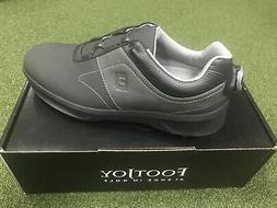 new contour boa mens golf shoes black