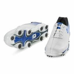 SAVE 65% NEW IN BOX FOOTJOY DNA HELIX GOLF SHOES 53334 WHITE