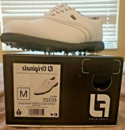 NEW Footjoy FJ Original Golf Shoe, White, multiple sizes, $6