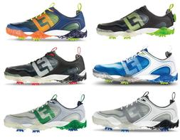 New Footjoy Freestyle Golf Shoes - Manufacturer Discontinued