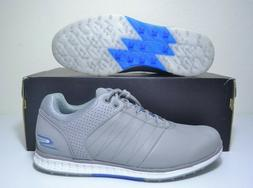 New Skechers Go Golf Elite 2 Mens Golf Shoes Size 8.5 Grey W
