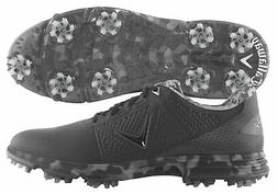 Callaway Men's Coronado Golf Shoe, Black/Multi, 13 2E US