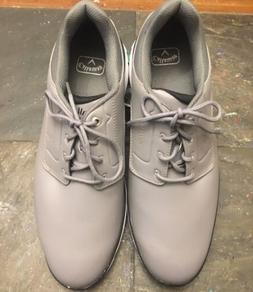 NEW Callaway Golf 2018 La Jolla LTD Shoes Grey/Black Size 11