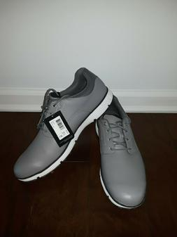 NEW Callaway Golf 2018 La Jolla LTD Shoes Grey/Black Size 13