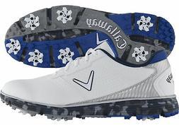 new golf balboa trx shoes white blue