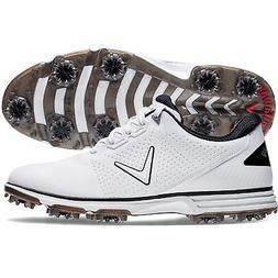 New Callaway Golf-  Coronado Shoes Size 11.5 Wide White