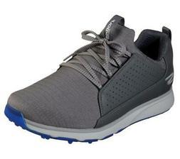 New Skechers Golf- Go GOLF Mojo Elite Shoes Charcoal/Blue Si
