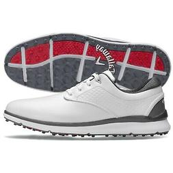 New Callaway Golf- Oceanside LX Shoes Size 10 Medium White