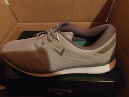 New Callaway Golf- Oceanside Shoes Size 11 Medium Gray NWT