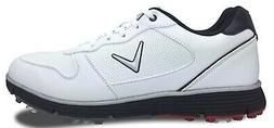 New Callaway Golf- Seaside TR Shoes White/Black Size 9.5 Med