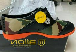 New Biion Golf Shoes Camo Limited Production Unisex M9 W11 F