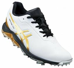NEW ASICS Golf Shoes GEL-ACE PRO 4 Soft Spike 1113A013 White