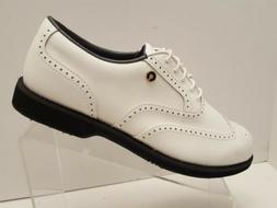 New Etonic Golf Shoes Mens Size 9 M Lites White