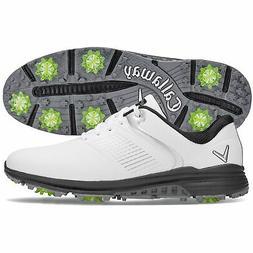 New Callaway Golf- Solana TRX Shoes Size 10.5 Medium White