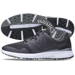 New Callaway Golf- Solana XT Shoes Size 11.5 Wide Black