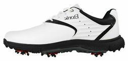 New Etonic Golf- Stabilite Shoes White Size 14 Medium EG500W