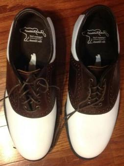 New In Box Allen Edmonds Jack Nicklaus Signature Muirfield V