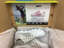 NEW In Box Rare 2013 Skechers Go Golf Women's Shoes Size 9